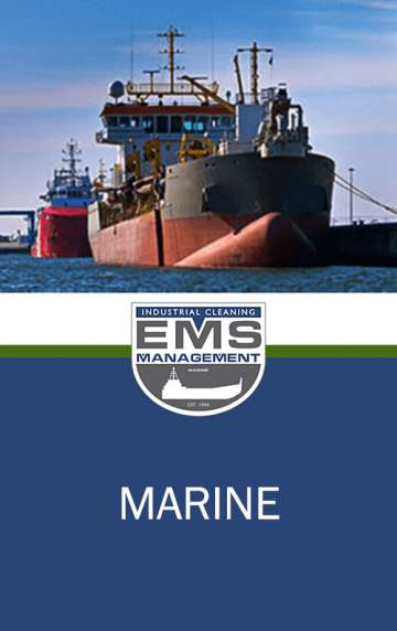 marine vessel cleaning services