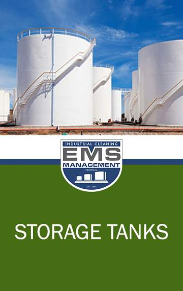 above ground storage tank cleaning services